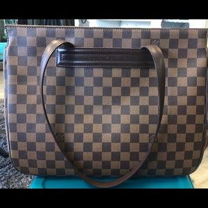 Louis Vuitton Damier Ebene Parioli PM Tote